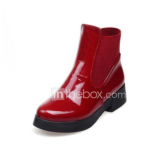 chaussures femme habill noir rouge gros talon. Black Bedroom Furniture Sets. Home Design Ideas