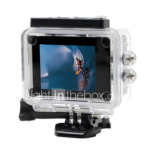 SDV-505 Cámara acción / Cámara deporte 12MP 1920 x 1080 WIFI / Impermeable / Todo en Uno / Panorama / Gran Angular 2 CMOS 32 GB H.264 30 M Descuento en Lightinthebox