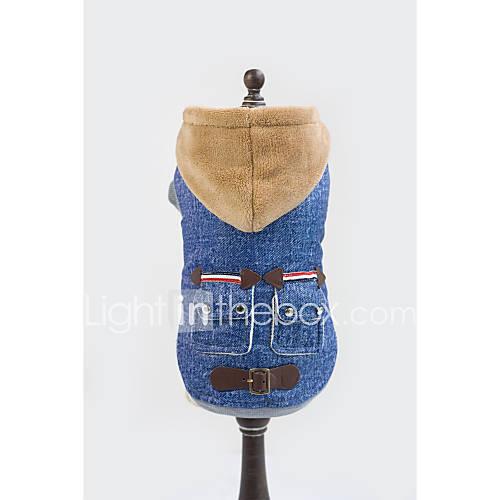 cachorro-camisola-com-capuz-jaquetas-jeans-roupas-para-caes-jeans-azul-ocasioes-especiais-para-animais-de-estimacao