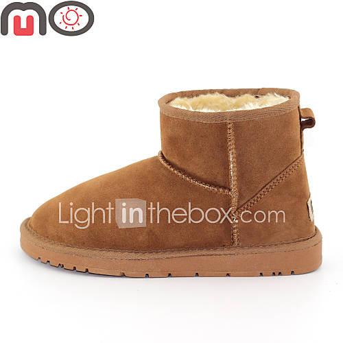 Zapatos de mujer tac n bajo botas de nieve punta - Botas de trabajo ...