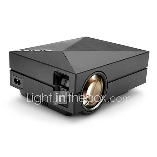 Tronfy 1080p mini lcd projector portable support av sd for Best portable digital projector