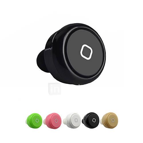 Mini auricular bluetooth auriculares inalámbricos con micrófono deporte manos libres móvil auricular para Samsung (color clasificado) Descuento en Lightinthebox
