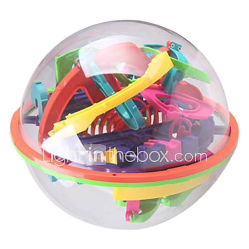 Inteligencia juguetes caliente bola m gica pista 3d bola for Bola juguete