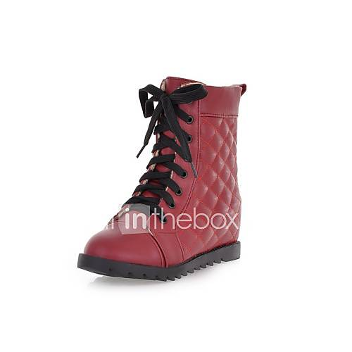 Round toe boots dress casual black red white 4295384 2016 39 99