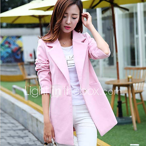 Uniqlo fang Women s Solid Color Multi-color Coats & Jackets , Sexy