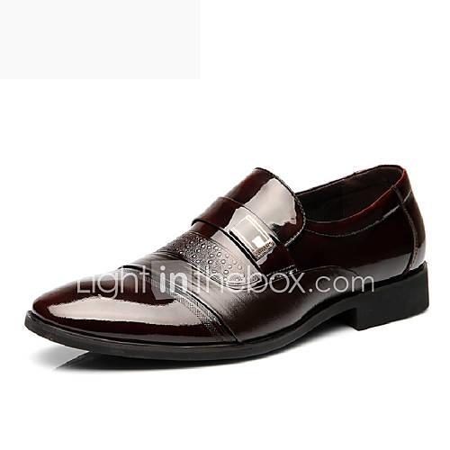 Zapatos de hombre oxfords oficina y trabajo fiesta y - Zapatos de trabajo ...