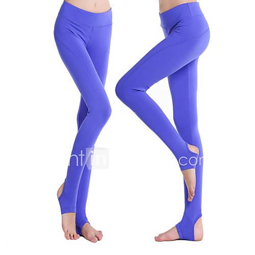 Yoga Pants Pants Quick Dry / Lightweight Materials