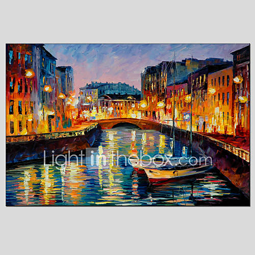 Oil Painting Modern Abstract  Canvas Material with Stretched Frame Ready To Hang SIZE:6090CM.