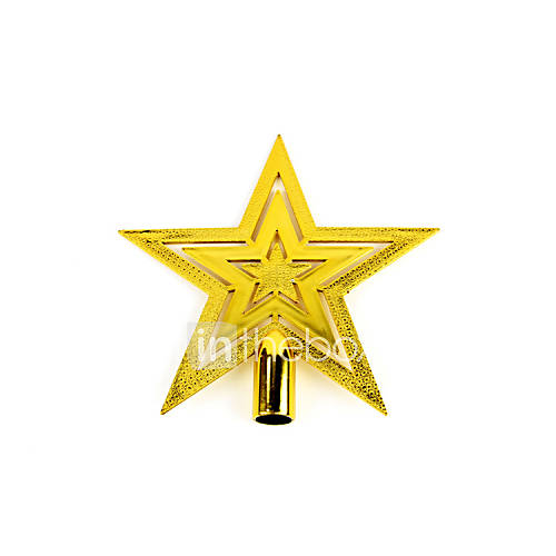 Christmas Decorations Outdoor Star : Pcs set cm quot christmas tree ornaments outdoor