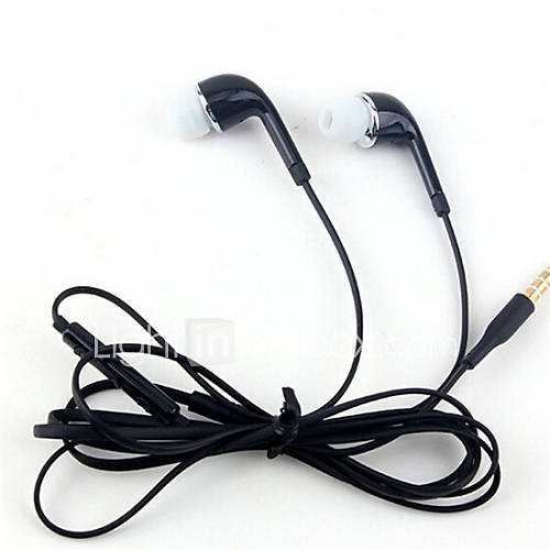 3.5mm auriculares auriculares auriculares in-ear para samsung pc celular Descuento en Lightinthebox