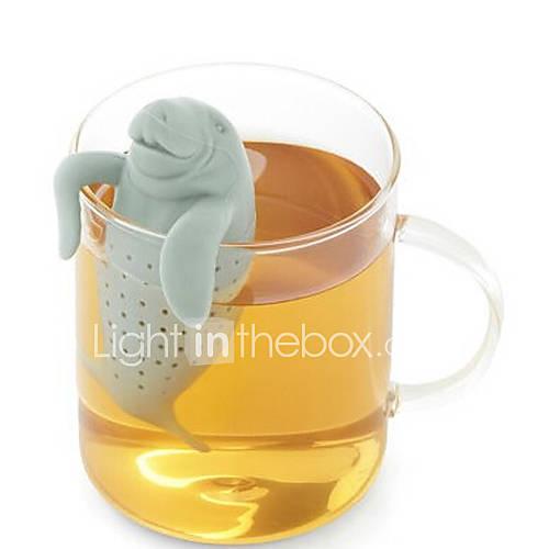 amar fabricante de la tarjeta té manatí de dibujos animados Descuento en Lightinthebox
