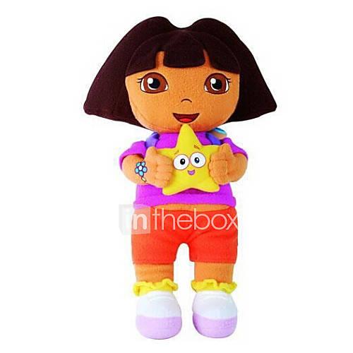 Dora Toys For Girls : Dora the explorer with star large plush doll