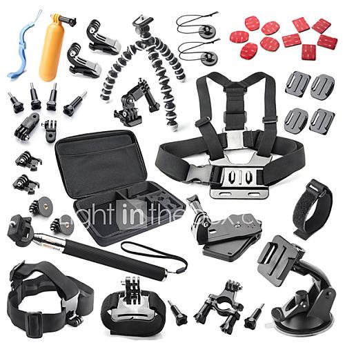 acessorio-kit-40-em-1-impermeavel-para-camara-de-accao-all-action-camera-gopro-5-xiaomi-camera-gopro-4-session-gopro-4-black-gopro-4