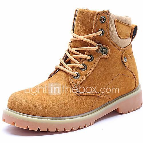 Мужская обувь, замша