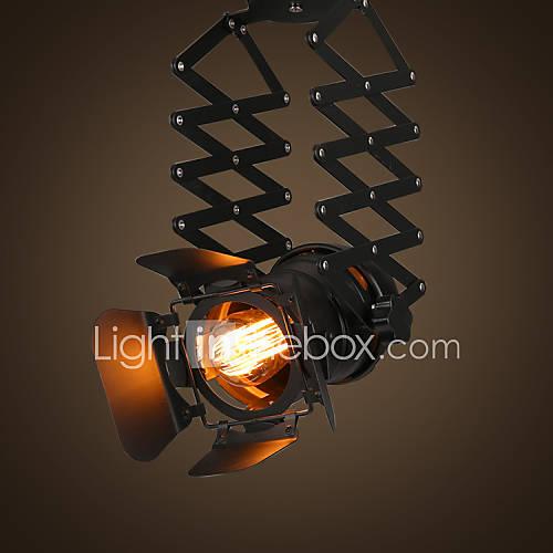 Industrial Led Light Bar: 5W 220V 3-8㎡ American Industrial Wind Bar Corridor