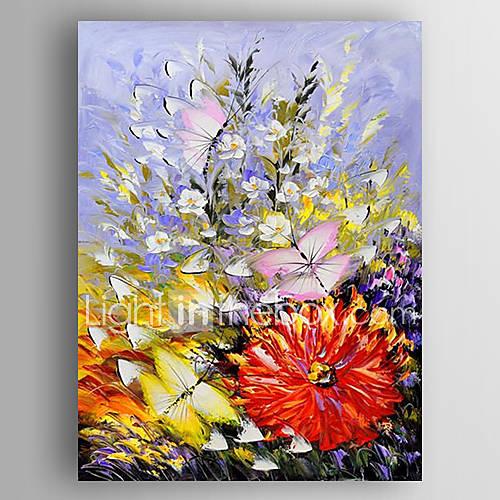 oleo-de-flores-e-borboletas-pintura-pintura-a-mao-telas-pintadas-com-esticada-pronto-para-pendurar-emoldurado