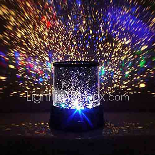 Romantic LED Starry Night Sky Projector Lamp Kids Gift  -> Led Deckenleuchte Lavinia