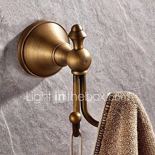 Accesorios Baño Estilo Antiguo:Wall Mounted Bathroom Towel Hooks