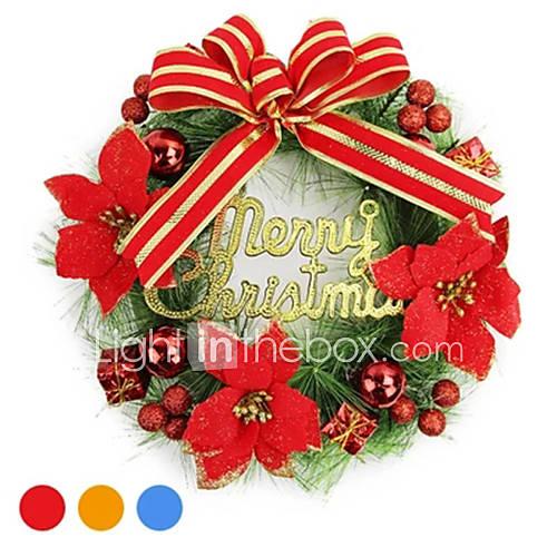Guirnalda de la navidad de la puerta de joyer a colgantes - Guirnalda de navidad ...