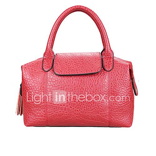 Bolsa mais bagagem de mão : Bolsa de ombro tote satchel bagagem mala m?o