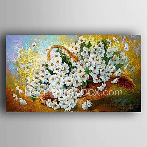 pintura-a-oleo-impressao-flores-brancas-pintura-a-mao-telas-pintadas-com-esticada-pronto-para-pendurar-emoldurado