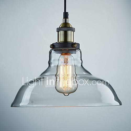 Max 60W Lámparas Colgantes ,  Tradicional/Clásico / Cosecha / Retro Pintura Característica for Mini Estilo MetalComedor / Habitación de Descuento en Lightinthebox