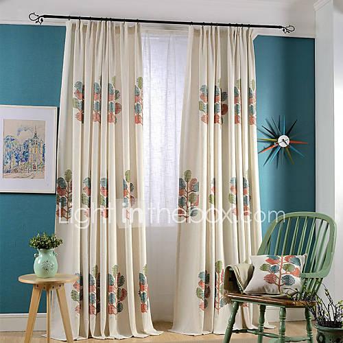 deux panneaux rustique moderne n oclassique floral botanique multicolore chambre coucher. Black Bedroom Furniture Sets. Home Design Ideas