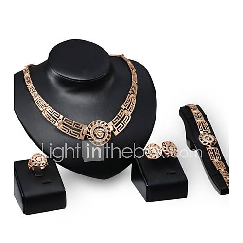joias-colares-brincos-aneis-bracelete-casamento-pesta-diario-casual-liga-1conjunto-dourado-presentes-de-casamento