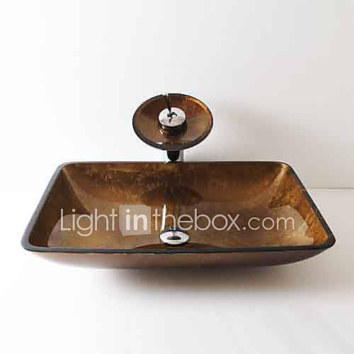 Lavabos Vidrio Para Baño:Tempered Glass Sinks