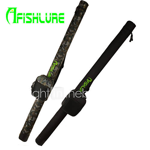 Afishlure new arrival fishing rod tube fising bag with for Fishing pole tubes