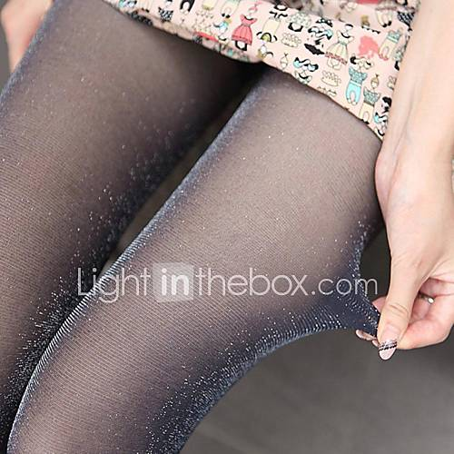 Para Mujer Panti - Fino - Poliéster / Hilo Entrelazado Descuento en Lightinthebox