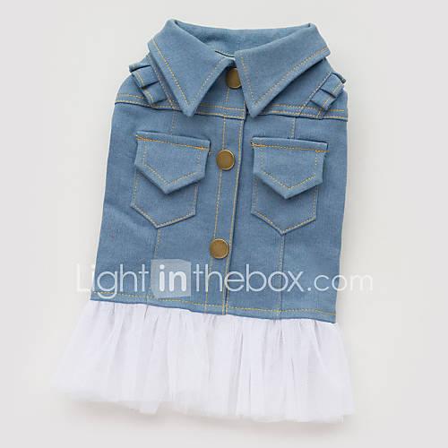 cachorro-vestidos-jaquetas-jeans-roupas-para-caes-fashion-jeans-azul-ocasioes-especiais-para-animais-de-estimacao
