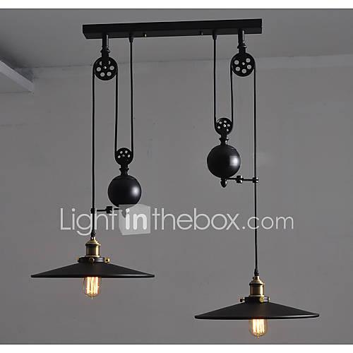 Kitchen Pendant Lighting Metal : Creative metal pendant ligh modern kitchen lamps