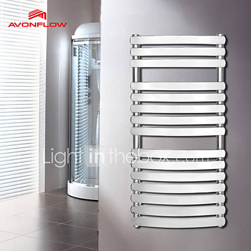 Avonflow 1000x500 Electric Wall Heaters Bathroom Heaters Wall Mounted Heaters With Chrome