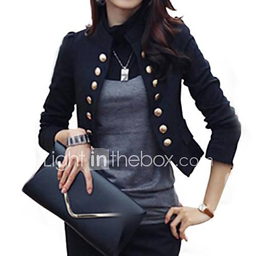 Blazers Box Office: Women's Casual/Daily / Work Street Chic All Seasons Blazer