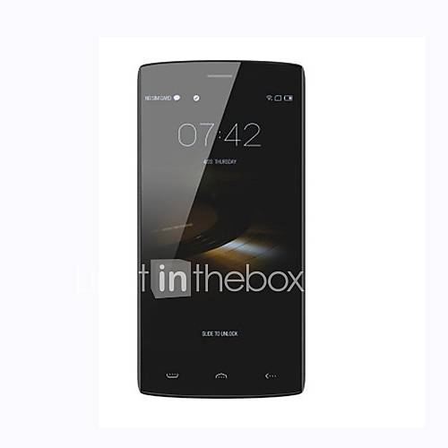 HT7 pro 5.5 '' Android 5.1 Smartphone 4G (SIM Dual Quad Core 13 MP 2GB  16 GB Negro / Plata) Descuento en Lightinthebox