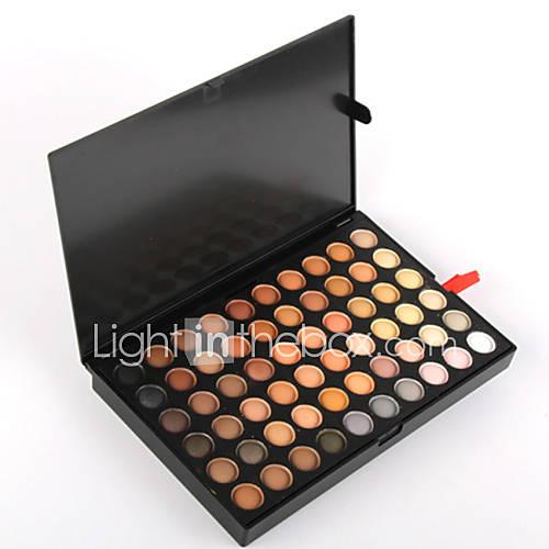 New Hot Luxury 1 Set Warm Basic 180 Color Eyeshadow ...