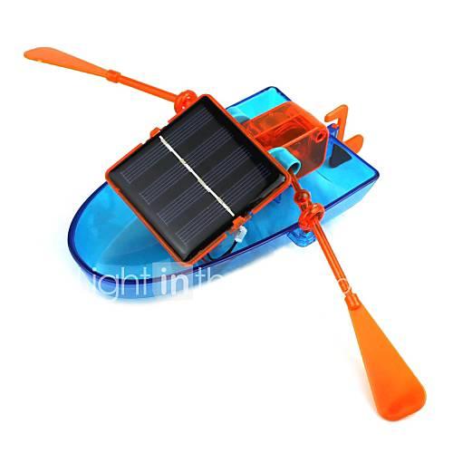 solar-de-montagem-canoa-motorizada-brinquedo-navio-diy