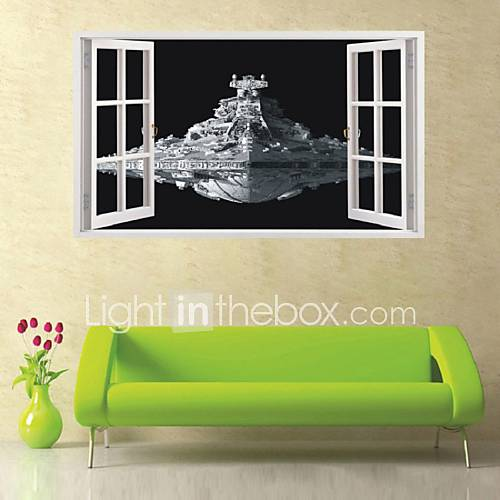 Star Wars Wall Stickers Home Decor Living Room Diy Art