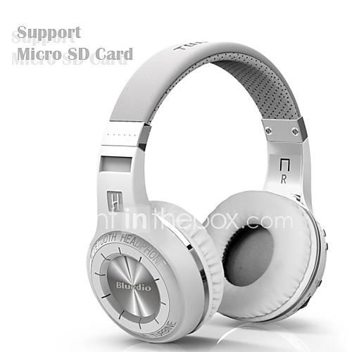 auriculares inalámbricos estéreo bluetooth micrófono incorporado micro-sd / radio FM bt4.1 más de auriculares internos Descuento en Lightinthebox
