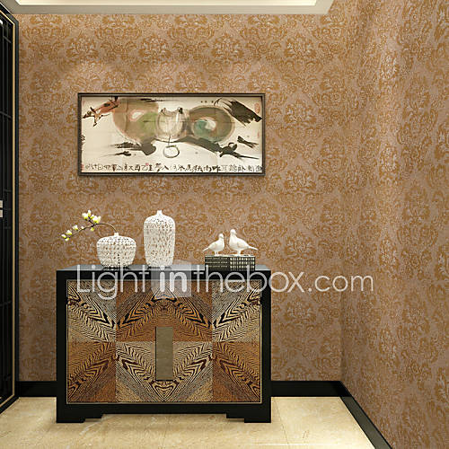 tapete blumen tapete zeitgen ssisch wandverkleidung pvc vinyl ja 4853472 2017. Black Bedroom Furniture Sets. Home Design Ideas