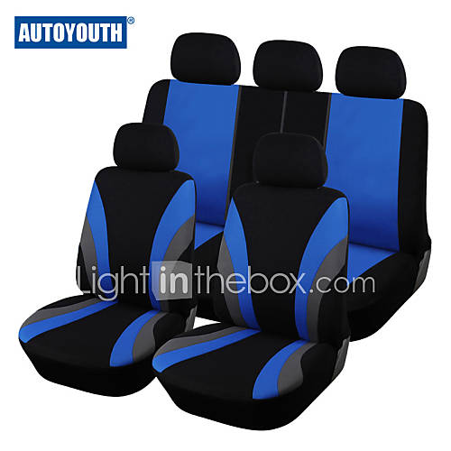 AUTOYOUTH Classics Car Seat Cover Universal Fit Most Brand