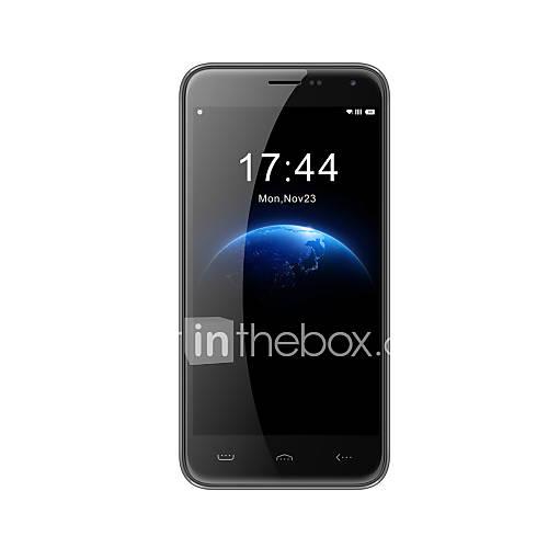 "HT3 pro 5.0 "" Android 5.1 Smartphone 4G (SIM Dual Quad Core 13 MP 2GB  16 GB Negro / Plata) Lightinthebox"