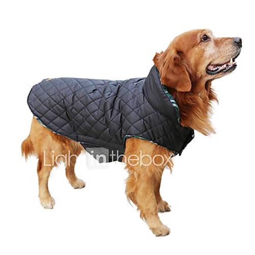 cachorro-casacos-colete-vestuario-de-inverno-roupas-para-caes-reversivel-mantenha-quente-reversivel-xadrez-bege-marron-vermelho-verde