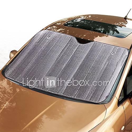 ziqiao feuilles de fen tres pare brise soleil voiture pare brise pare bloc de couverture cran. Black Bedroom Furniture Sets. Home Design Ideas