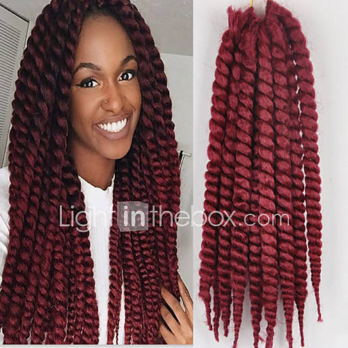 Crochet Braids Sale : Sale Good Quality Havana Twist Braid Synthetic Hair Crochet Braiding ...