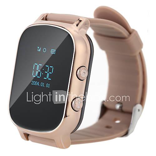 gps tracker slimme horloge telefoontje sos polsbandje gsm wifi  lbs polshorloge intelligente beeldscherm alarm voor Kid ouderen