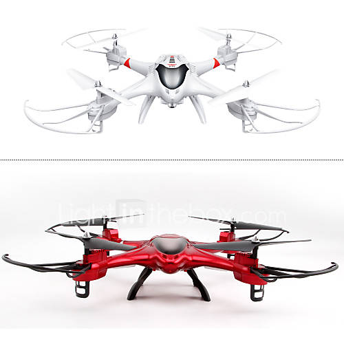 Others X300-2 Drone 6 axis 4CH 2.4G RC Quadcopter One Key ...
