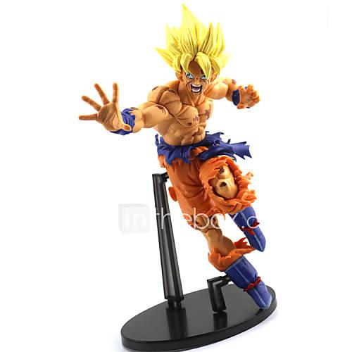 Dragon Ball Otros PVC Las figuras de acción del anime Juegos de construcción muñeca de juguete