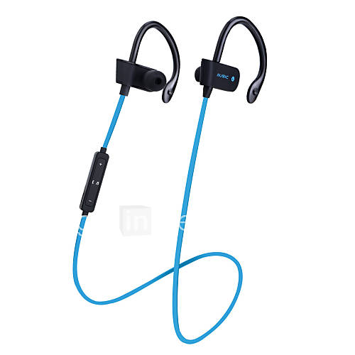 deporte gancho para la oreja Auricular Bluetooth 4.1 estéreo inalámbrico en el oído con el micrófono para teléfonos iphone Samsung de Descuento en Lightinthebox